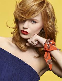 Peinado glamuroso