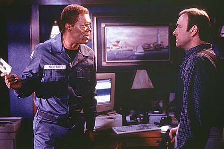 Samuel L. Jackson Kevin Spacey The Negotiator