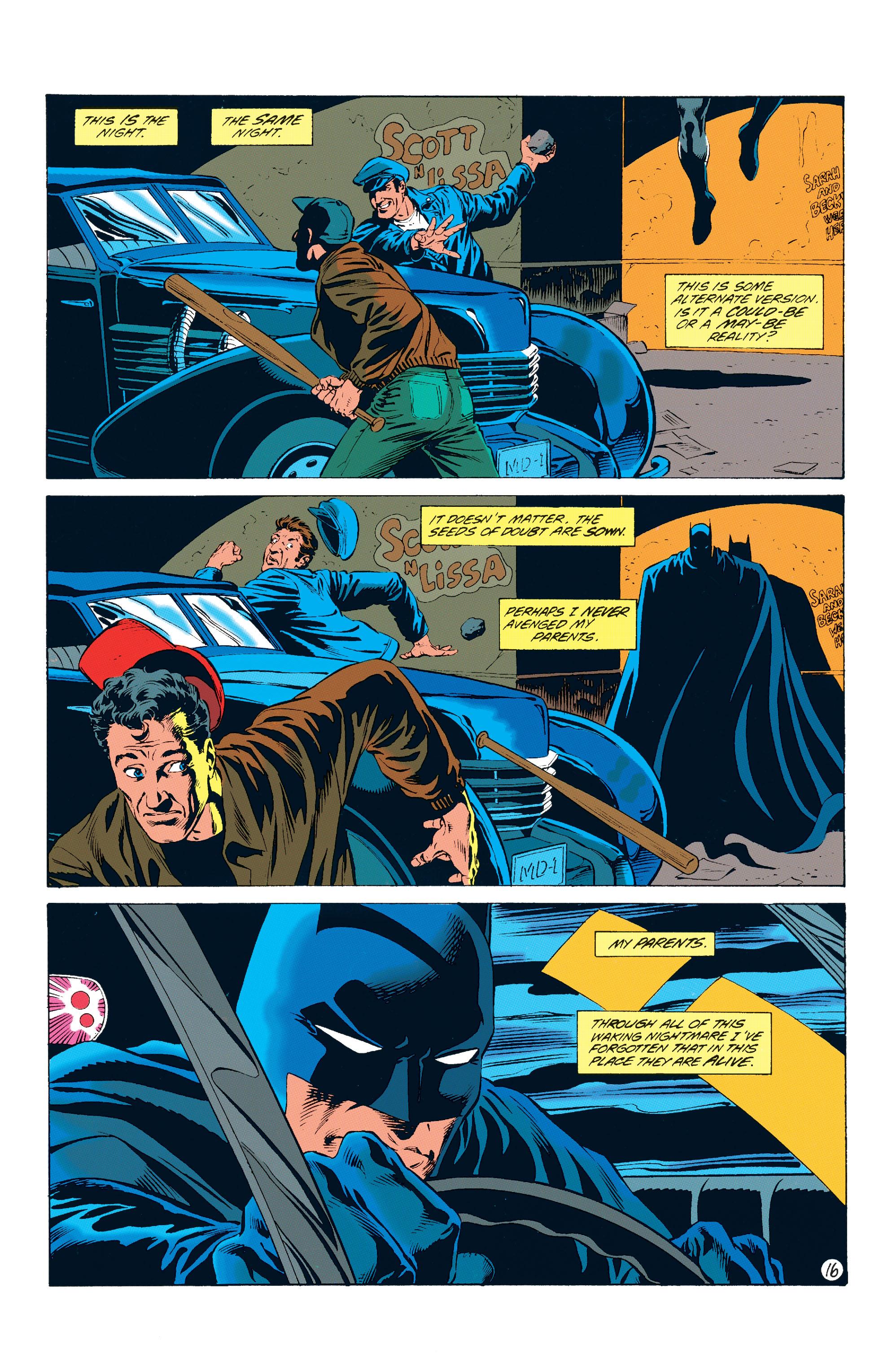 Detective Comics (1937) 678 Page 16