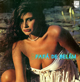 Fafá de Belém - Banho de Cheiro (1978)