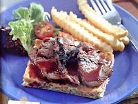 Gambar Resep Okonomiyaki Dengan Daging Sapi Teriyaki