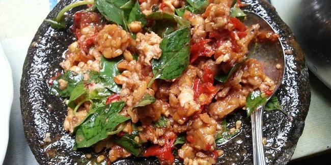 Recipe Sambal Tempe Super Spicy Basil Cook