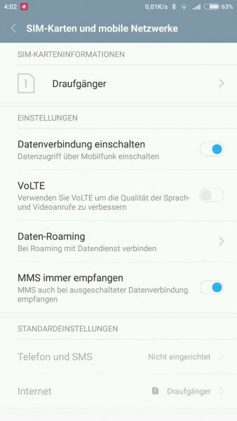 How to Fix Missing LTE & VoLTE (ROOT) | Technology Updates