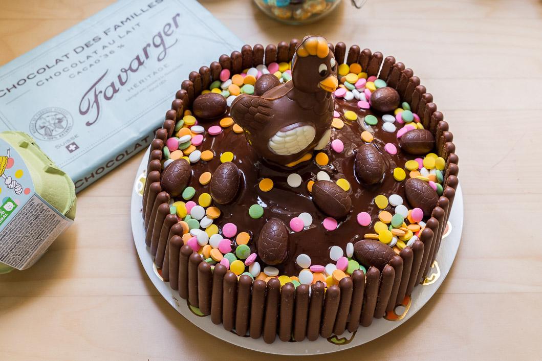 Fingers Cake Pâques