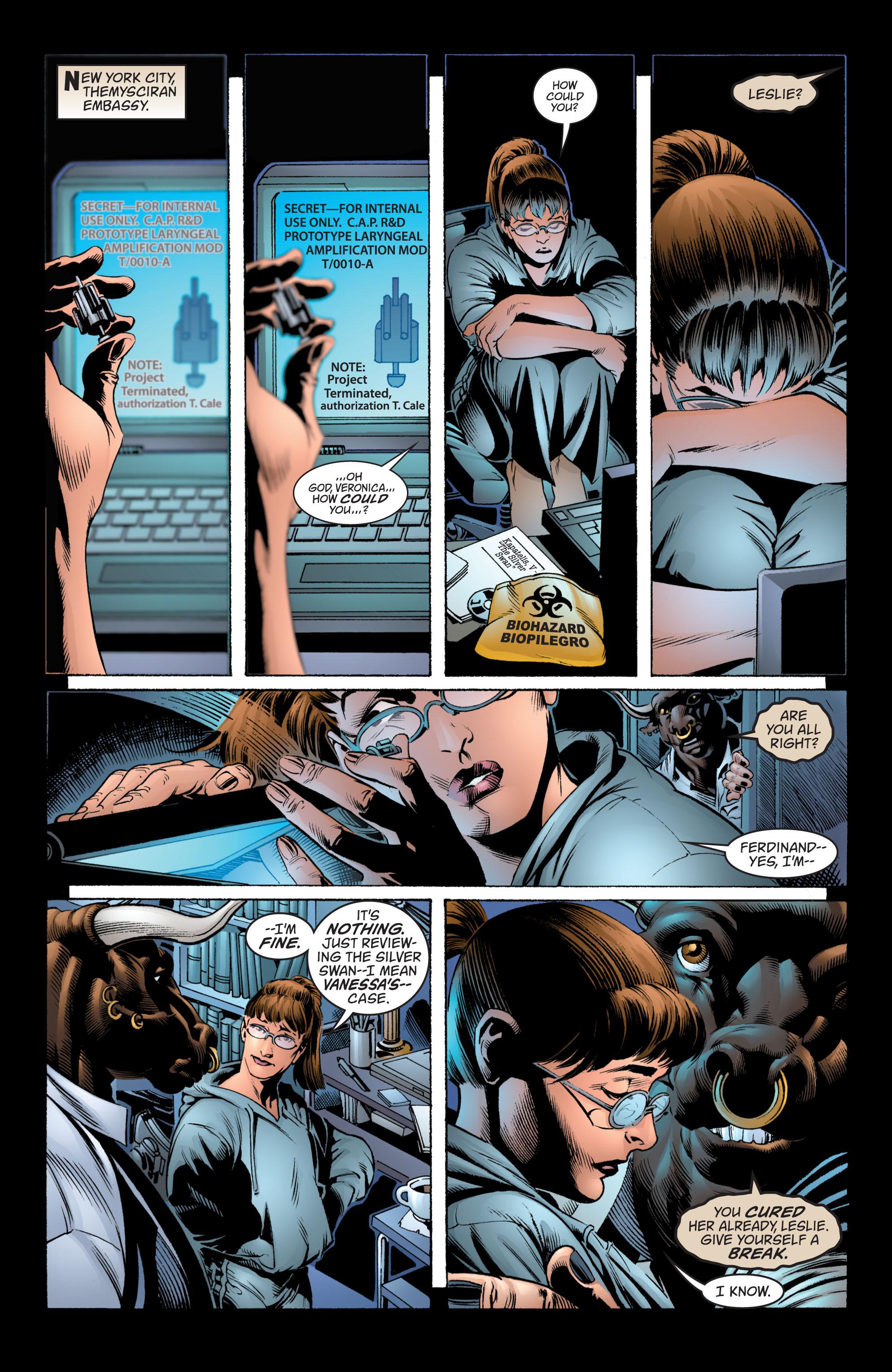 Read online Wonder Woman (1987) comic -  Issue #215 - 10