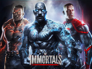 WWE Immortals MOD APK OFFLINE for Android 4.0+