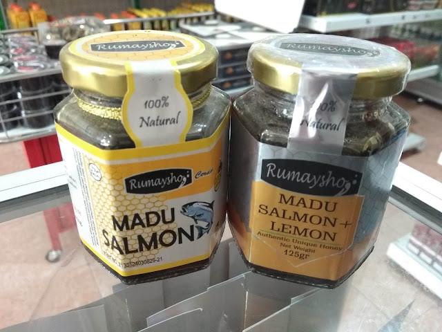 Madu Arab Ikan Salmon Rumaysho Kids Cerdas Multivitamin Anak