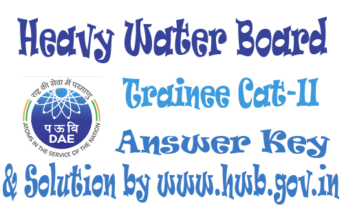 HWB Trainee Answer Key 2016