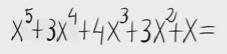 60.Factorización de polinomios 2