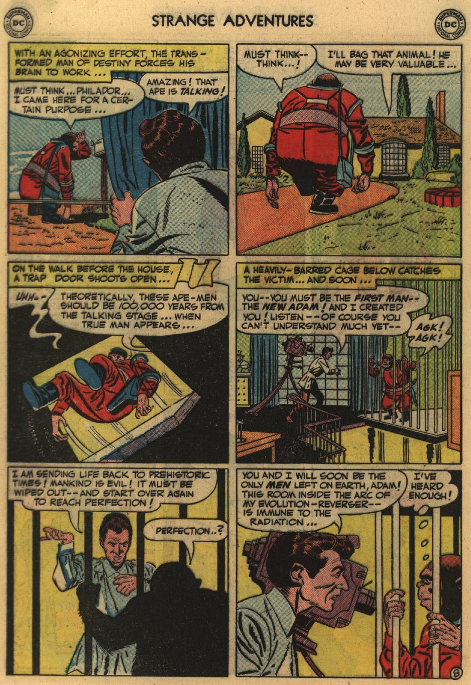 Strange Adventures (1950) issue 11 - Page 10