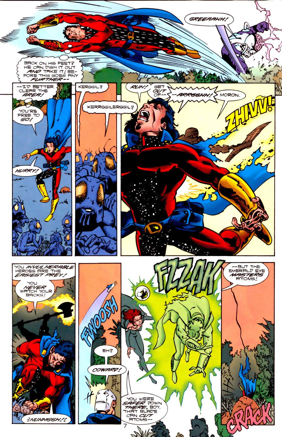 Legion of Super-Heroes (1989) 121 Page 6