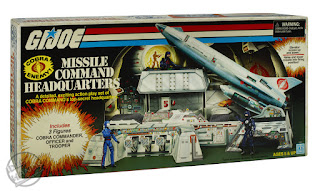 SDCC 2017: Hasbro Exclusive G.I. Joe Cobra Missile Command Headquarters