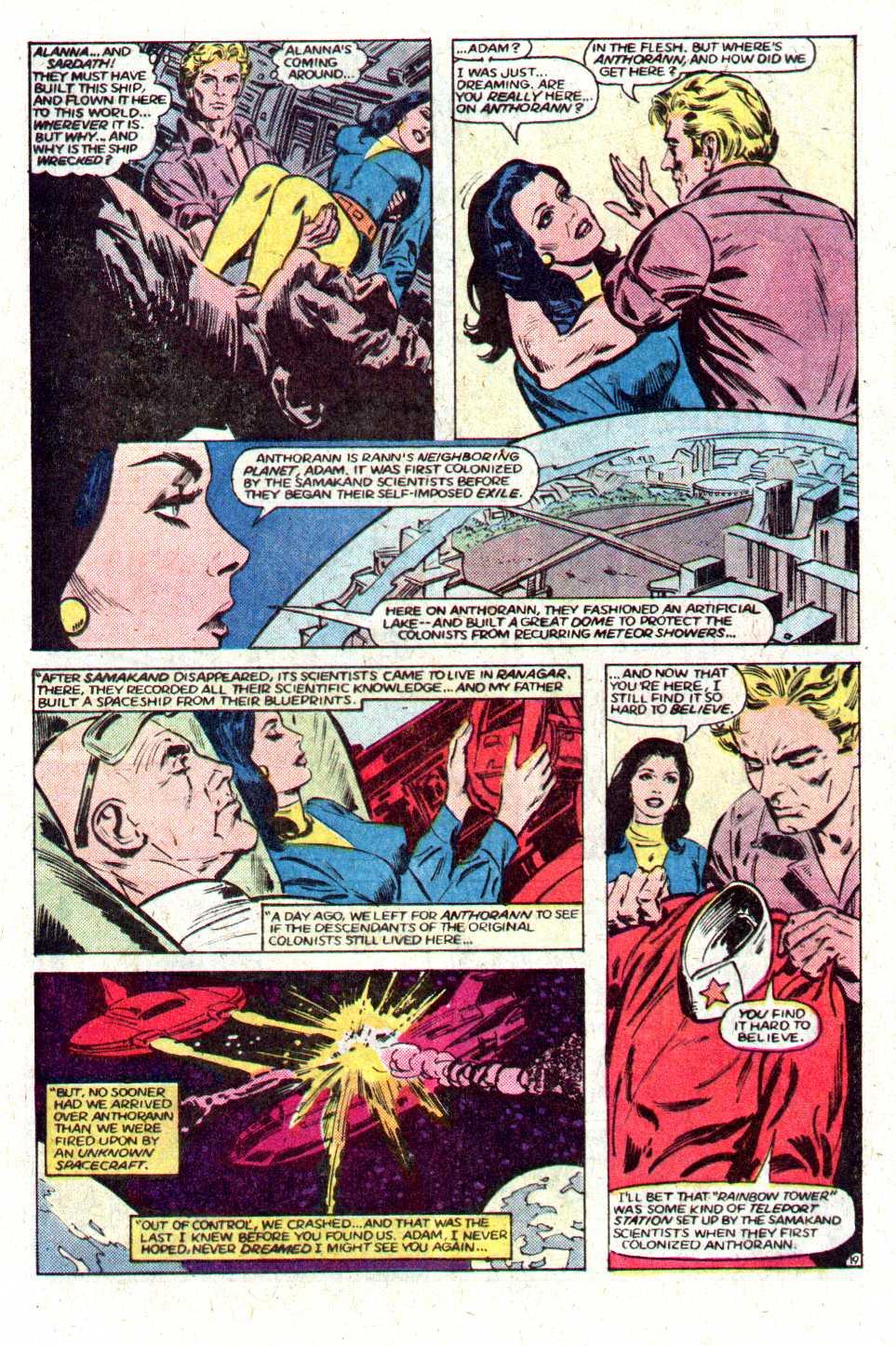 Read online Secret Origins (1986) comic -  Issue #17 - 20