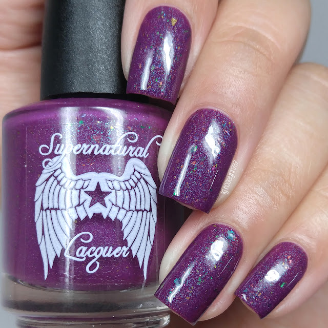 Supernatural Lacquer - Power of Three