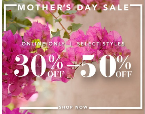 Forever 21 Mother's Day Sale 30-50% Off + Free Shipping Promo Code