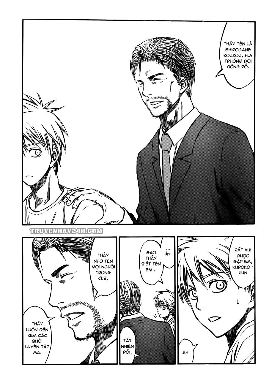 Kuroko No Basket chap 212 trang 5