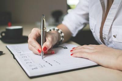 Resolver la vida por escrito