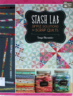 Stash Lab book
