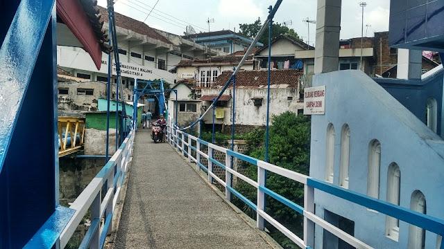 jembatan smk muhammadiyah tembalangan malang