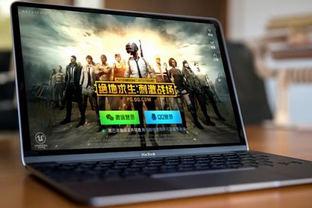 Laptop untuk main PUBG