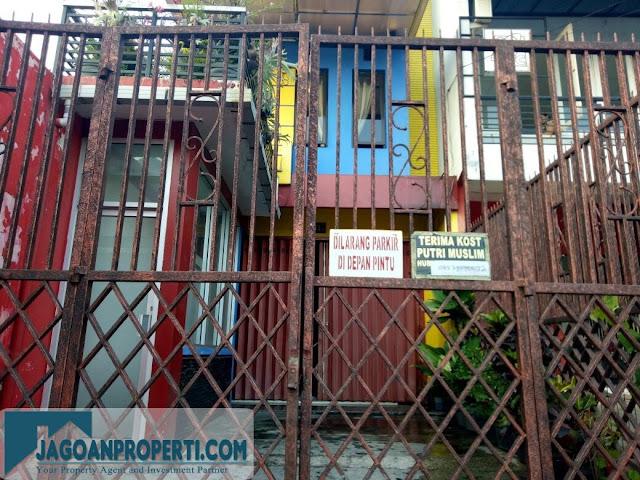 Ruko dan Rumah Kos Dijual dekat Kampus UB