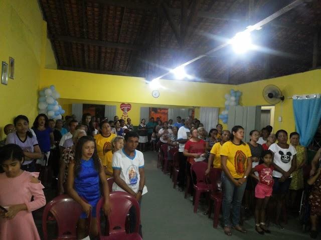 Clube de Mães inicia Festa de Santa Rita de Cássia