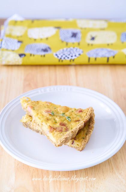 Quiche Pastry Crust Recipe Bbc Food