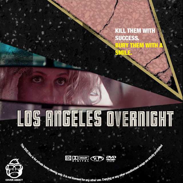 Los Angeles Overnight DVD Label