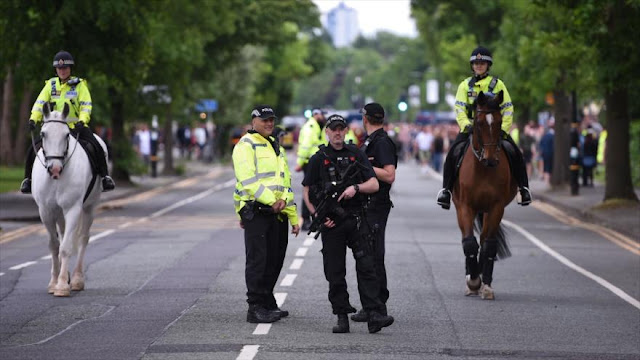 MI5 revela que hay hasta 23 000 extremistas en el Reino Unido