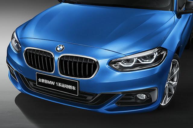 novo BMW Série 1 Sedã 2017