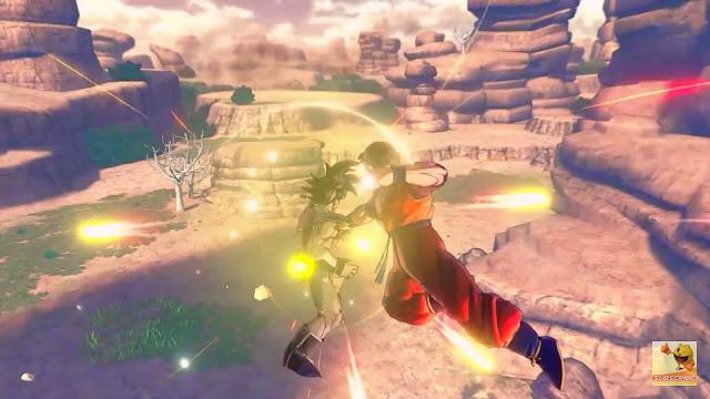 Dragon Ball Xenoverse 2 comparte gameplay, pelea entre Turles y Gohan del futuro 1