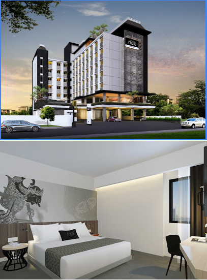 Enjoy the Comforts of Home in the Heart of the City by NEO Hotel Malioboro