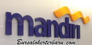 Lowongan Kerja Terbaru di PT Bank Mandiri (Persero) Tbk Oktober 2017