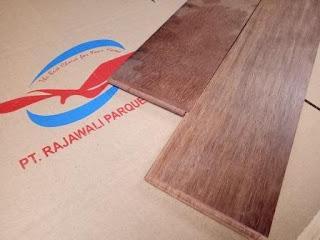 Flooring kayu Merbua