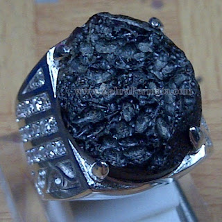 Batu Permata Meteorite Satam Belitung - ZP 1065