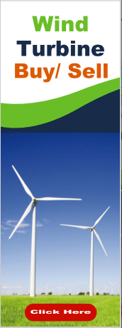 Used Wind Turbine for Sale