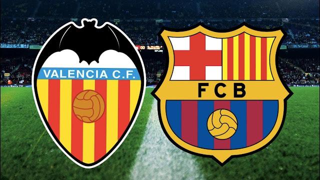 เว็บแทงบอล ทีเด็ดบอลแม่นๆ ลา ลีกา สเปน : บาเลนเซีย VS บาร์เซโลน่า