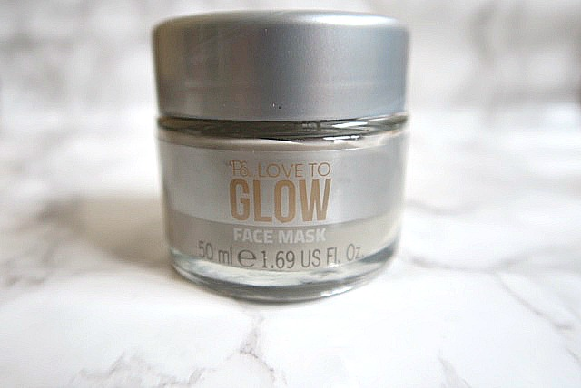 Primark PS Love To Glow Face Mask