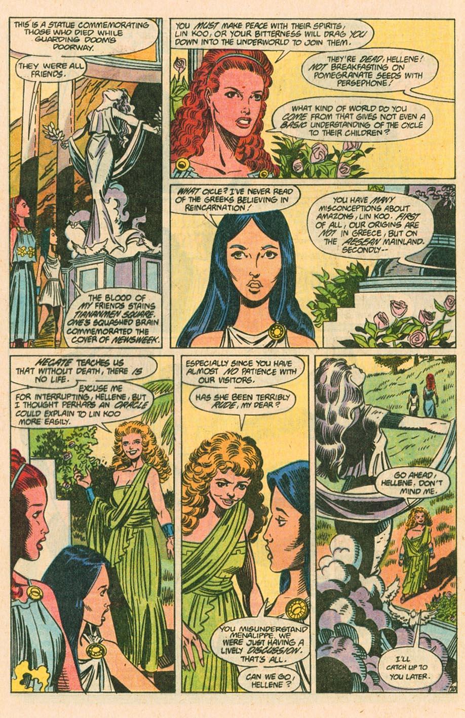 Read online Wonder Woman (1987) comic -  Issue #38 - 11