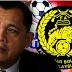 """Hamidin: """"Tengku Mahkota Johor"""" Di Sahkan Jadi Presiden Pada Hari Sabtu"""