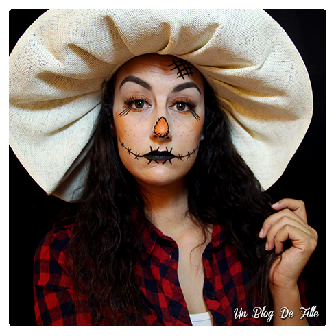 http://unblogdefille.blogspot.fr/2017/10/maquillage-halloween-epouvantail-msc.html