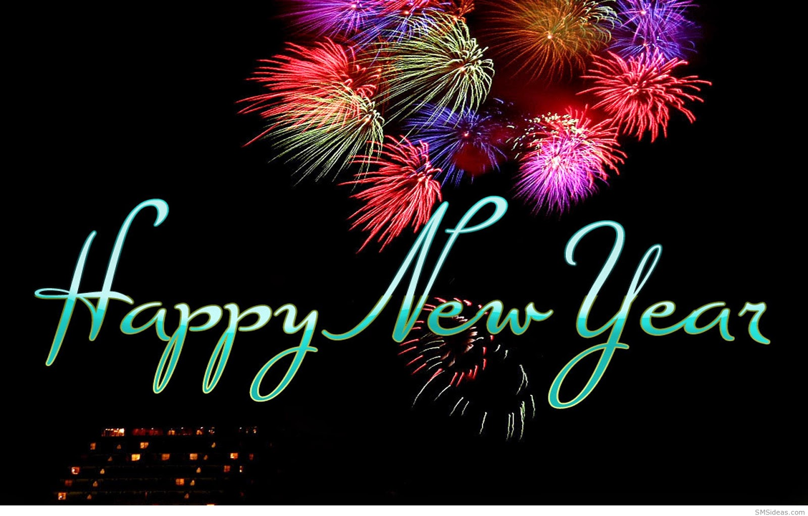 Happy New Year Greetings, Messages 2016 - Trawel India Mails