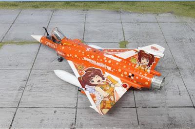 Mirage 2000 The Idolmaster 1/48.