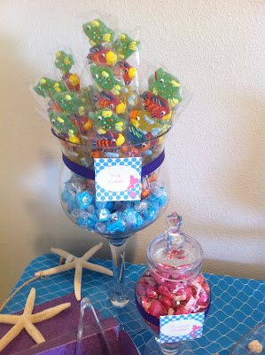 Sweet Sensations Candy Stations Birthday Candy Buffet