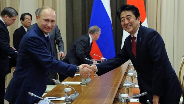 EEUU arrincona a Japón y le prohíbe explorar petróleo con Rusia