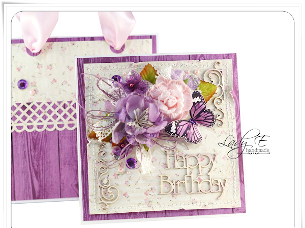 Birthday Challenge at Scrap & Craft Inspiration