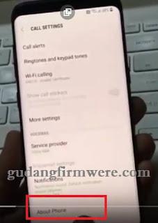 Cara Remove FRP Bypass Verifikasi akun google Samsung Galaxy A6 2018 SM-A600Z