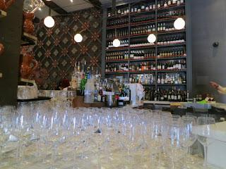 Patria Restaurant Toronto