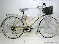 City Bike PACIFIC ASTINA 6 Speed 26 Inci