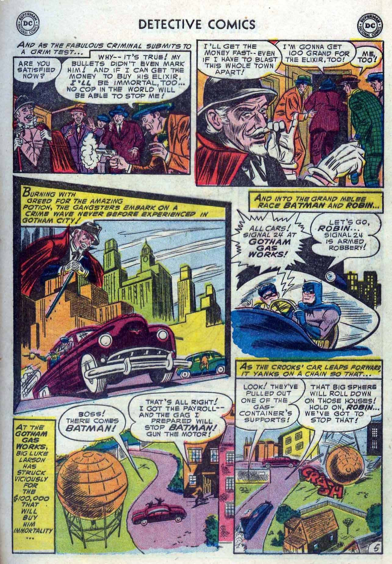 Read online Detective Comics (1937) comic -  Issue #204 - 7